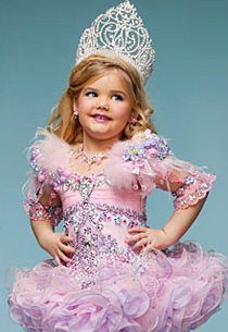 Eden Woods, Toddlers and Tiaras